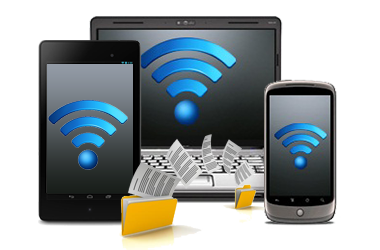 Android WiFi File Transfer