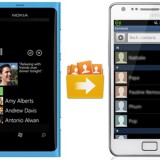 Transfer Contacts from Nokia to Android Phone or Tablet